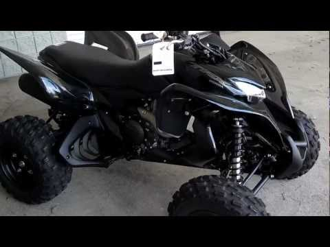 2009 Honda TRX700XX ATV Video with Walkaround & Startup at Honda of Chattanooga in TN