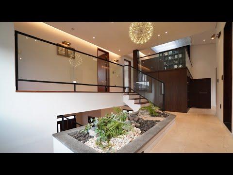 detached house 3세대 주택의 기능을 가진 90평대 단독주택 모델하우스
