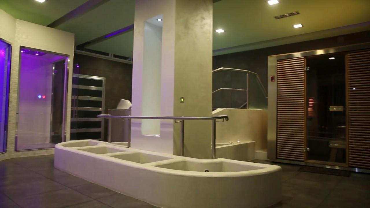 Corte Delle Dolomiti Spa charis centro benessere - presentazione spa