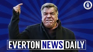 Allardyce: Most Everton Fans Didn't Want Me Out | Everton News Daily