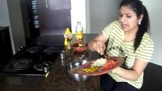 Soya Bean Salad, Healthy Salad Recipe, Salad Recipe Indian