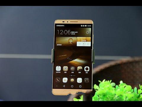 أربع مزايا في الهاتف Huawei Ascend Mate 7 Youtube