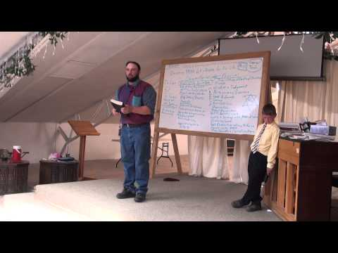 Unleavened Bread 2013  John Pogue  Finding Yahweh's purpose for our lives  part 2