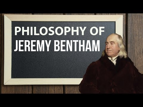 Jeremy Bentham political thought - दर्शनशास्त्र - Philosophy optional for UPSC in Hindi