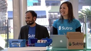Make Pool Management Effortless with Sutro | Hardware Battefield 2015