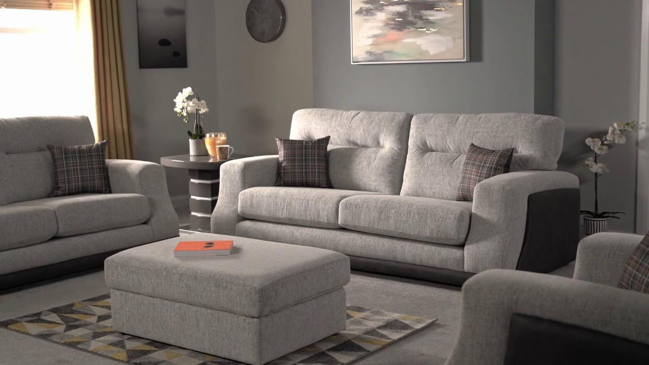 Delphi Chaise Footstool - ScS