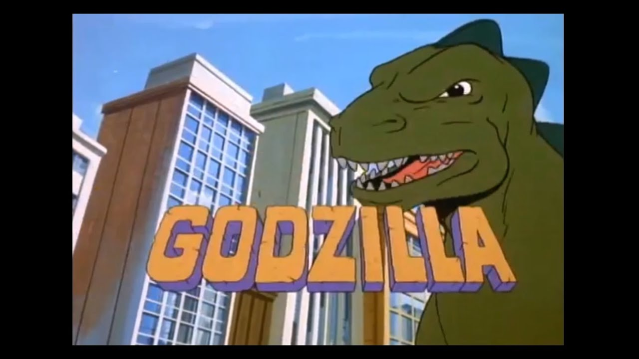 Car Sound Effects >> Godzilla Hanna Barbera Cartoon Toho Mix (Trailer) - YouTube