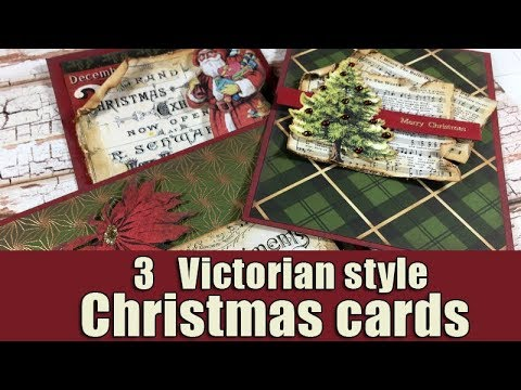 victorian-style-chtistmas-cards-|-sss-limited-edition-holiday-card-kit