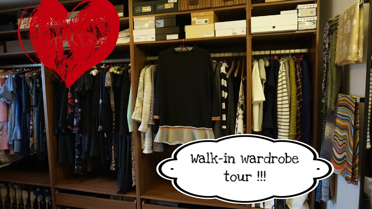 Walk In Wardrobe Tour