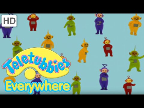 Thumbnail: Teletubbies Everywhere: Shaking And Beating - Full Episode
