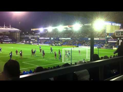 Oldham 2 Man City 1 Jonathan Grounds late winner
