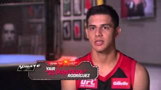 TUF Latinoamérica: Presentando a Yair