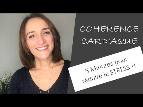 Cohérence Cardiaque : 5 Minutes Pour Réduire Le STRESS !