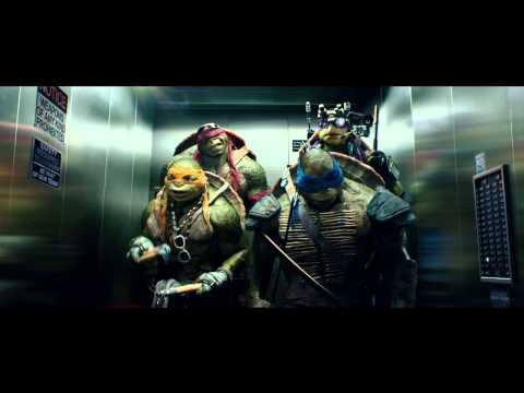 TEENAGE MUTANT NINJA TURTLES | CLIP 4 | DE
