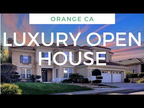 Anaheim Hills Luxury Homes: Actual Open House  6316 Blairwood, Orange CA