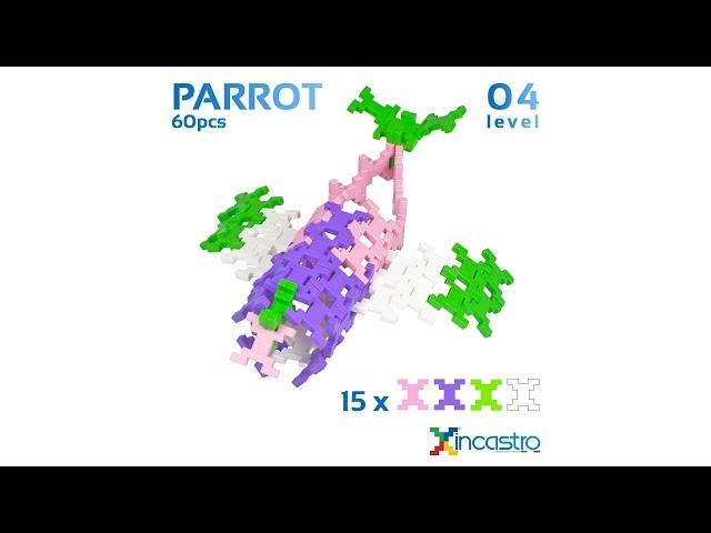 INCASTRO | Level 4 | Parrot