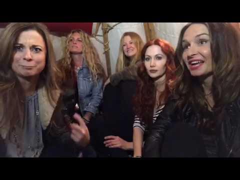 Zepparella interview live from the Malibu Guitar Festival 2017