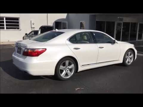 Ls 460 For Sale >> 2012 Lexus LS460 White For Sale in Sarasota FL 941 915 ...