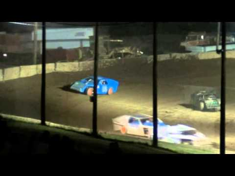 250 Speedway Modified Feature 5-22-2015