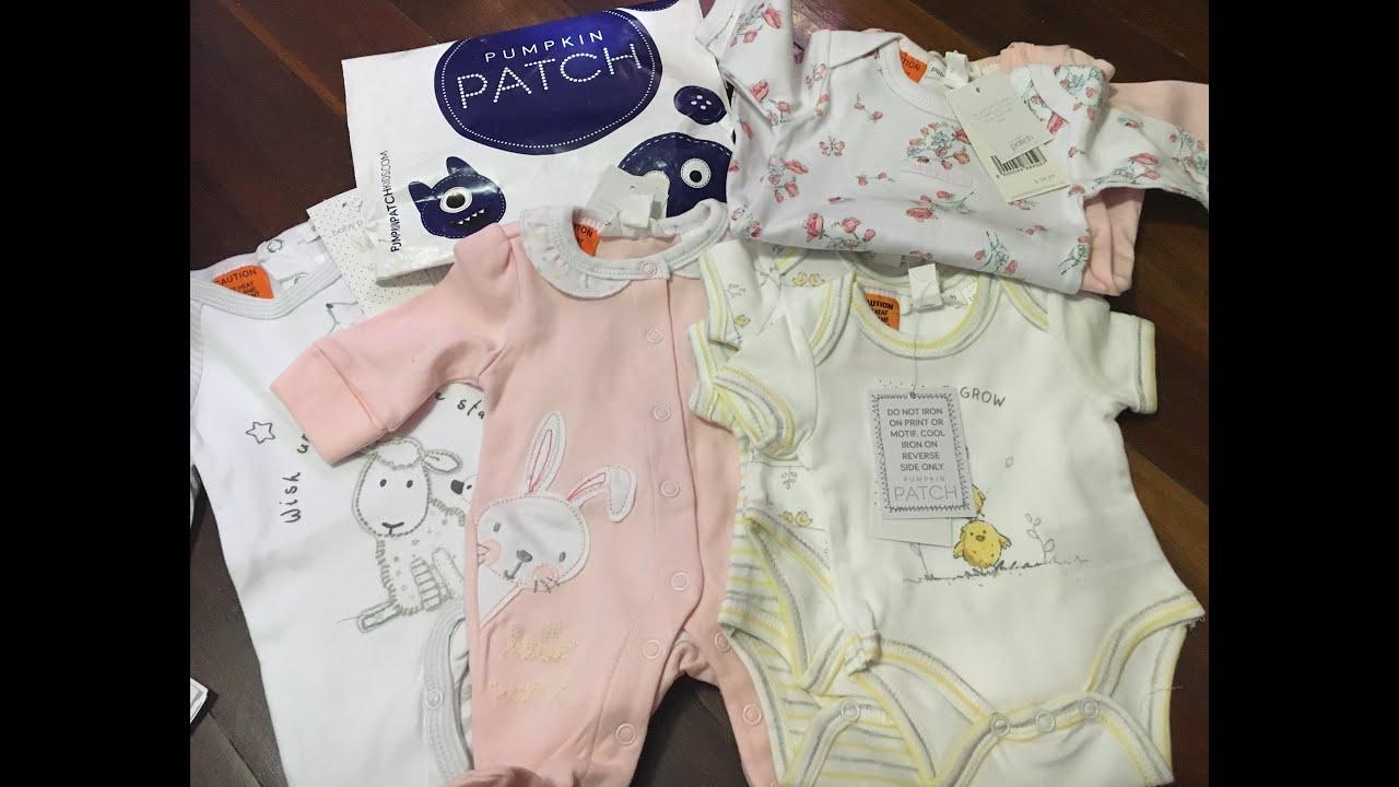 Reborn Baby Clothing Haul Pumpkin Patch Premie Size