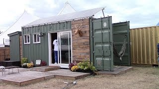 Tiny Houses At Virginia State Fair 2019
