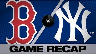 Torres homers twice in Yankees' 6-4 win | Red Sox-Yankees Game Highlights 8/3/19