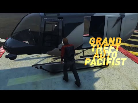 GTA V Pacifist