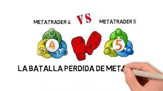 MT4 vs MT5 la batalla perdida de Metaquotes 1a parte