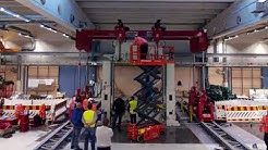 Building a servo press