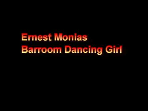 Ernest Monias - Barroom Dancing Girl