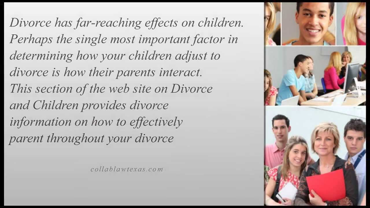 the effects of divorse on children essay Get help on 【 the effects of divorce on children essay 】 on graduateway ✅ huge assortment of free essays & assignments ✅ the best writers this might make them have feelings of grief due the effects of divorce on children 4 to the sudden absence of the parent and might make.