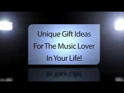 Unique Gift Ideas for Music Lover!