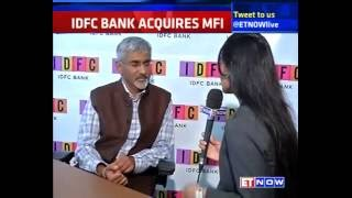 CEO of IDFC Bank - Rajiv Lall on Their New Acquisition