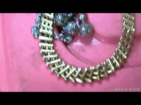 Jewelry Pick-Ups Finds Jubilee Park Flea Market, Clifton NJ - B - 7/5/15