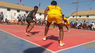 Ravindra sports club Andhra  vs haryana
