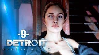 Zagrajmy w Detroit Become Human #9 - NOWI ZNAJOMI - Polski gameplay - PS4 PRO