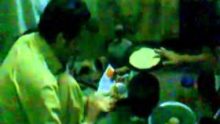 Hazara university  mid night in main hostel room 18