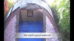 tent materials