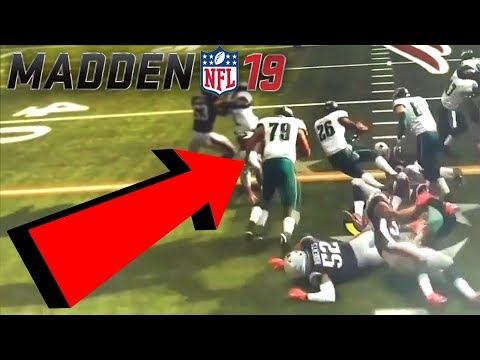 THIS NEW MADDEN 19 GAMEPLAY LOOKS AMAZING *MUST WATCH*