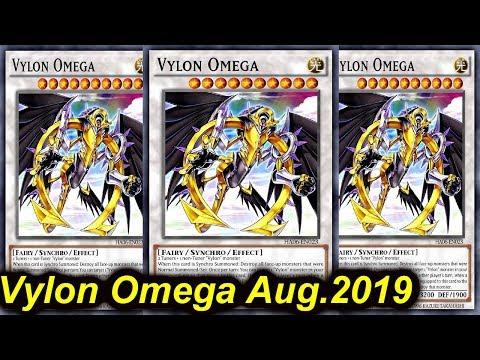 【YGOPRO】VYLON OMEGA AUGUST 2019