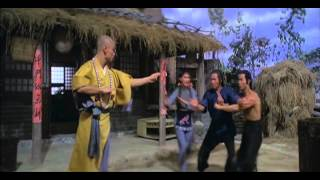 Legendary Weapons of China (1982) - Monk Fight Scene