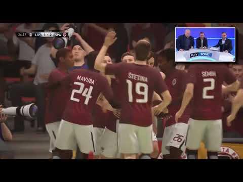 FIFA 18: Vladimír Šmicer za Liverpool a David Novotný za Spartu. Kdo vyhraje nelítostný souboj?