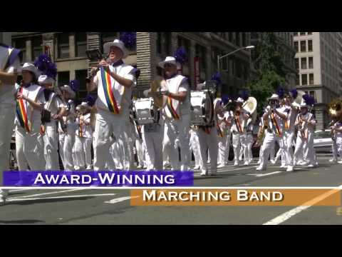 The Lesbian & Gay Big Apple Corps Marching Band