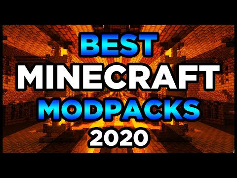 Best Ftb Modpack 2021 Best Minecraft Modpacks 2020! (Top 5 Minecraft Modpacks)   YouTube