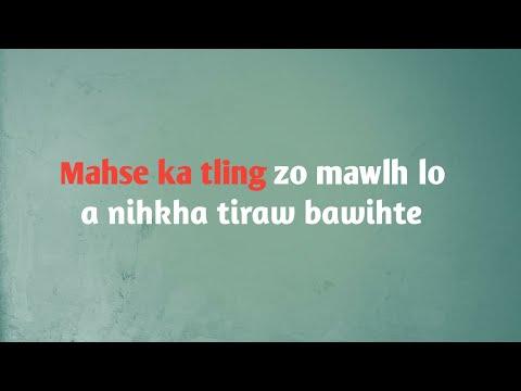 Matilda The Quest Thinlung Hliam Lyrics Lyric Video With English