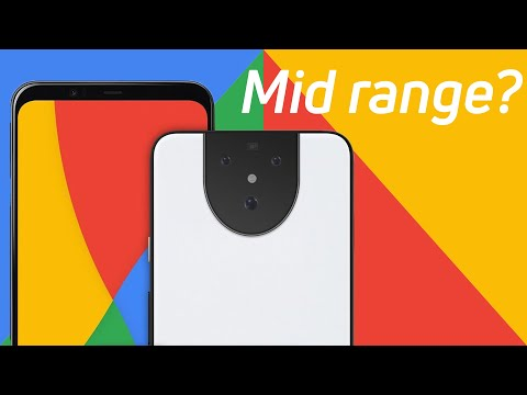 A mid-ranged Pixel 5 actually makes a ton of sense