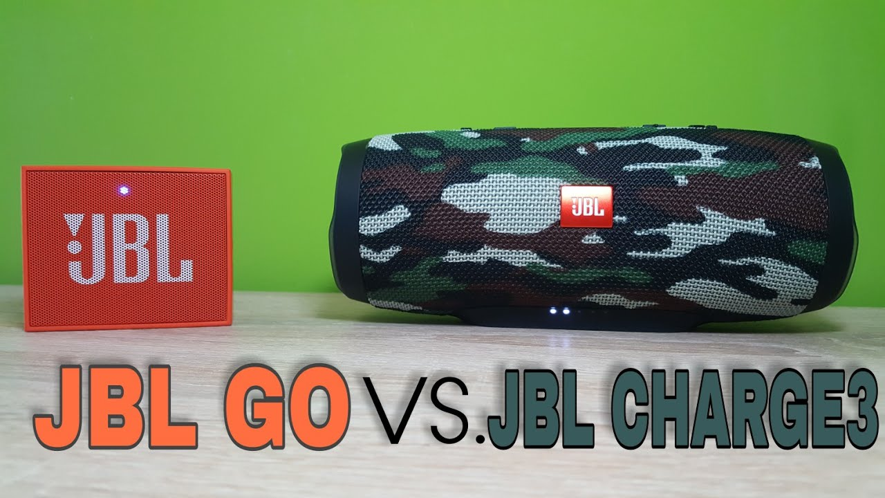 jbl charge 3 vs jbl go bass sound test youtube. Black Bedroom Furniture Sets. Home Design Ideas