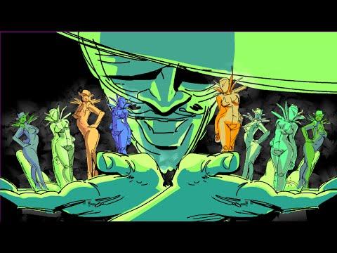 "MAJOR LAZER - ""Weed Man"" [ORIGINAL ANIMATIC]"