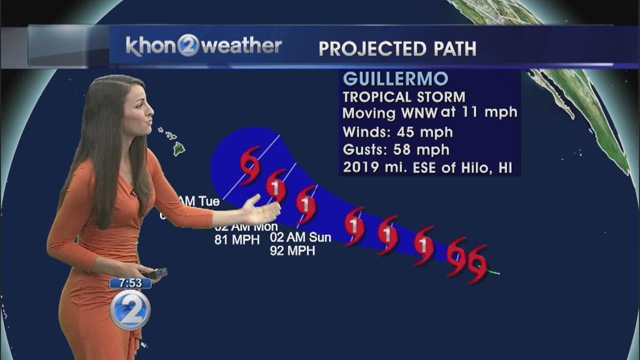 KHON2 Weather Forecast YouTube