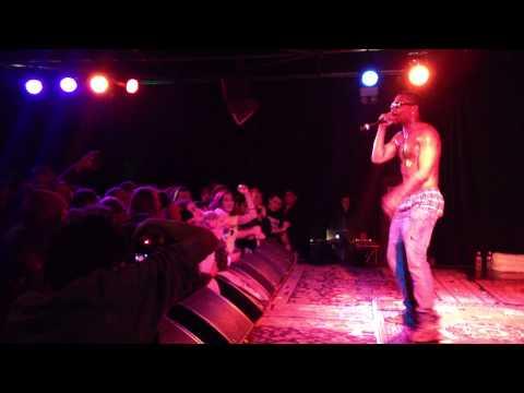 Lil B - Suck My Dick Hoe (Live @ Bakery, Perth, Australia)